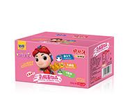 猪猪侠妙奇乳酸菌草莓味箱装200mlX24瓶