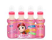 猪猪侠妙奇乳酸菌草莓味瓶装