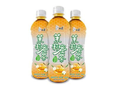 茉莉蜜茶500ml瓶�b