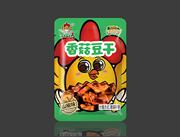 呦呦鸡香菇豆干山椒味