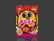 呦呦鸡香菇豆干烧烤味