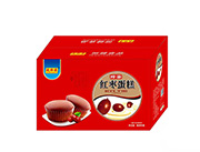 红枣蛋糕箱装