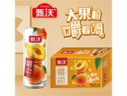 甄沃大果粒黄桃汁500ml