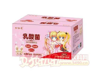 妙妙星乳酸菌200ml普通箱包