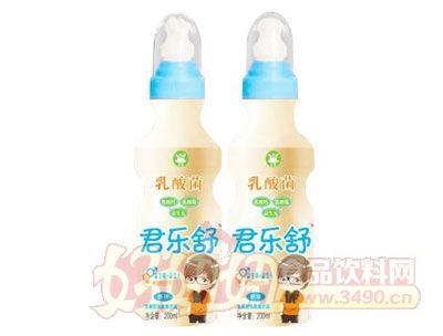 君�肥姘l酵型乳酸菌原味200ml