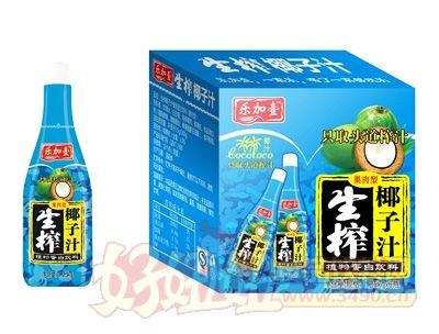 乐加壹生榨椰子汁1.25L