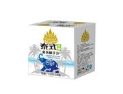 优品营泰式生榨果肉椰子汁1.25L×6瓶