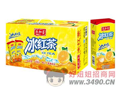 乐加壹冰红茶饮料利乐包250ml礼盒