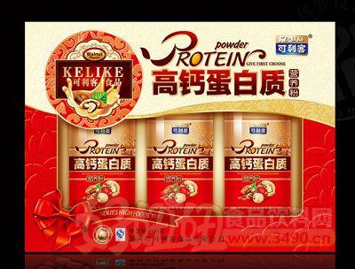 可利客高钙蛋白质营养粉