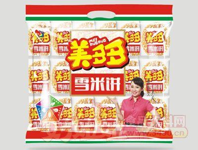 美多多雪米饼208g