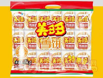 美多多雪米饼1kg