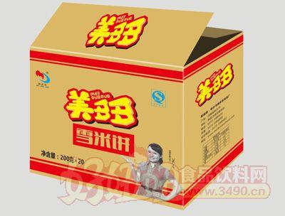 美多多雪米饼208gx20