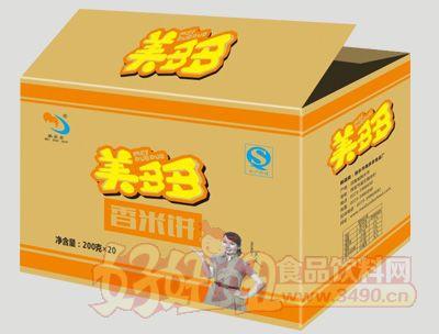 美多多香米饼200gx20
