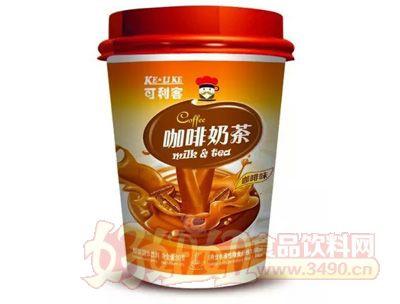 可利客咖啡奶茶咖啡味
