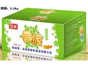 福建龙海禧味干吃汤圆10斤纸箱