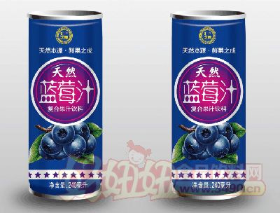 �R之果天然�{莓汁240ml