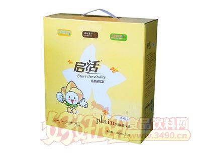 �⒒钤�味乳酸菌�品100ml×24瓶�Y盒