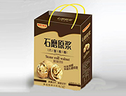味动力乳业石磨原浆手提装1x12盒