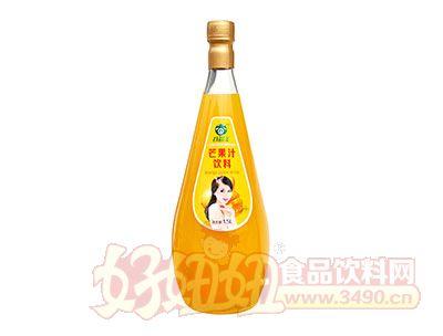 谷尚美芒果汁�料1.5升