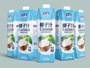 �U�d福椰子汁1L
