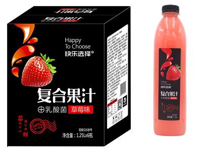 �秃瞎�汁乳酸菌草莓味箱�b