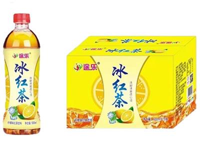 途���檬味冰�t茶�料500ml