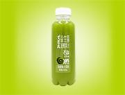 艾臣氏益生菌发酵果汁猕猴桃味450ml