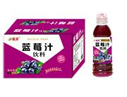 途�匪{莓汁�料600ml