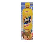 途乐冰爽冰红茶饮料550ml