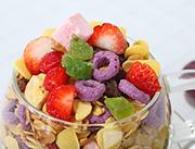 酸奶水果燕麦片实拍图8