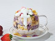 酸奶水果燕麦片实拍图12