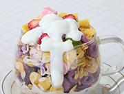酸奶水果燕麦片实拍图13