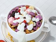 酸奶水果燕麦片实拍图14