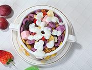 酸奶水果燕麦片实拍图15