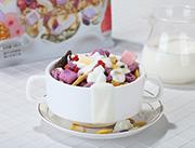 酸奶水果燕麦片实拍图22