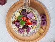 酸奶水果燕麦片实拍图24