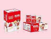 ��益乳乳酸菌�品草莓味箱�b