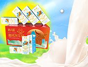 磨人精高钙水牛奶200ml*10盒