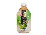 青梅 �G茶味果味�料1L