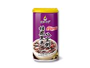 桂圆黑米八宝粥