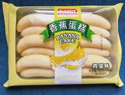 农夫时代香蕉蛋糕鸡蛋味180g