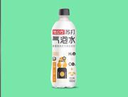 梦立方苏打气泡水香橙味480ml