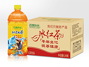 四季阳光 冰红茶1L*8瓶