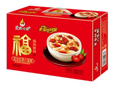 百合红枣八宝粥