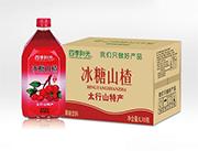 四季�光冰糖山楂1L*8瓶