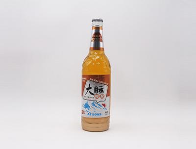 大�}老味橙味汽水550ml