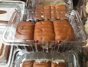 养生冠红豆夹心面包