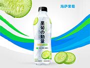 果葡的动量青瓜味动能型碳酸饮料500ml