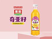 果葡奇亚籽百香果复合果汁1.25L