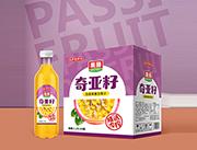 果葡奇亚籽百香果复合果汁1.25L*6
